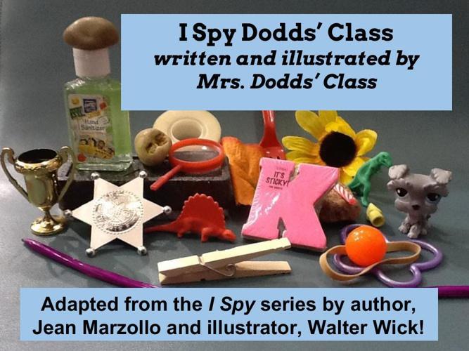 I Spy Dodd's Class