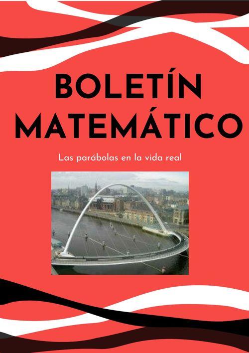Evaluación Sumativa (Boletín Matemático)