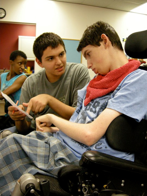Special Needs Interaction
