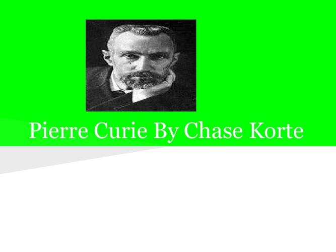 p.3 Korte Curie