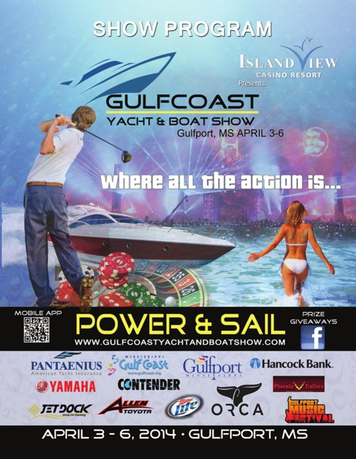 2014 Gulfcoast Yacht and Boat Show