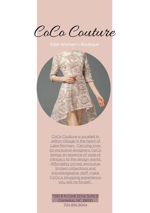 CoCo Couture