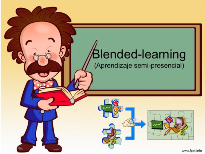BIENDED LEARNING