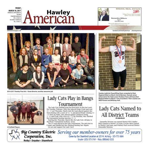 Hawley - Volumn 7 Issues 31