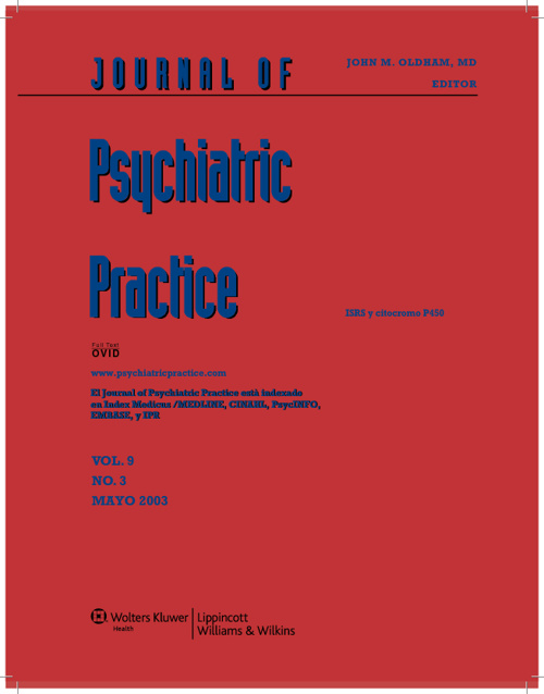 Manual Psychiatric Practice