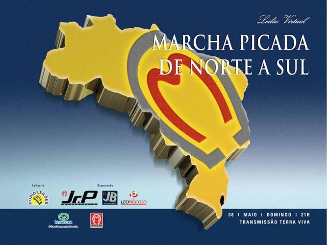 Leilão Marcha Picada NS