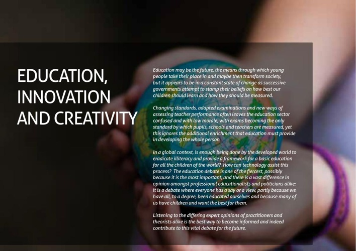 TLSB - Education, Innovation and Creativity