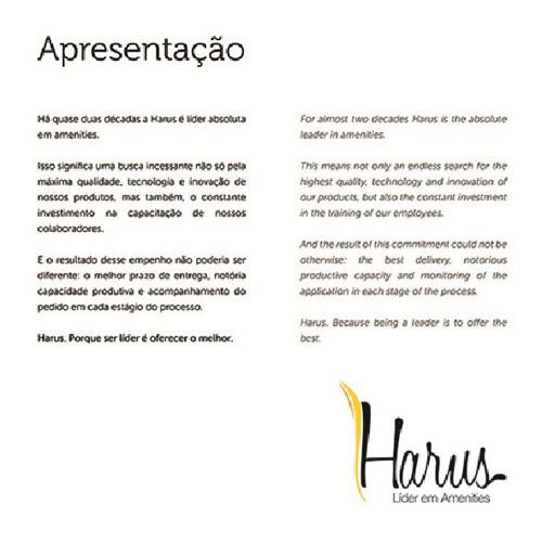 Catálogo Harus (Completo)