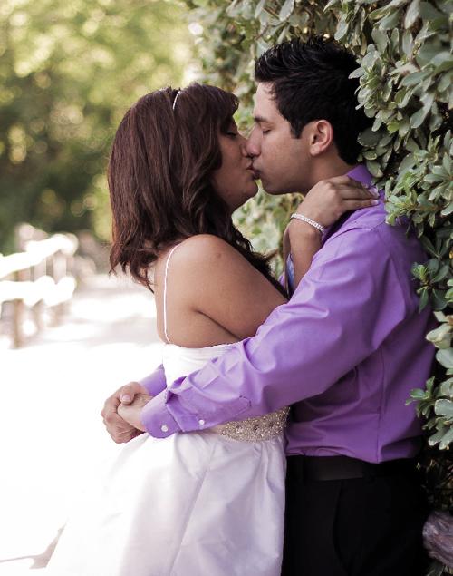 Perla and Mario's Wedding
