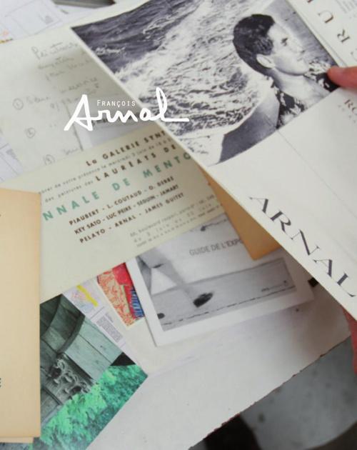 François Arnal - Catalogue