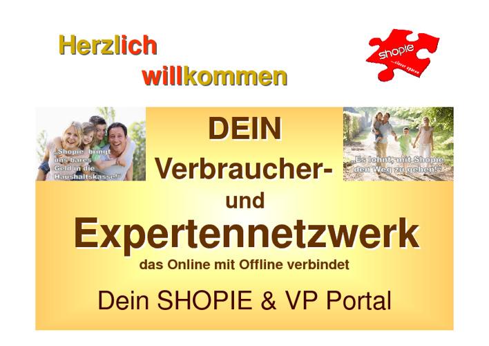 Dein Shopie &VP Portal