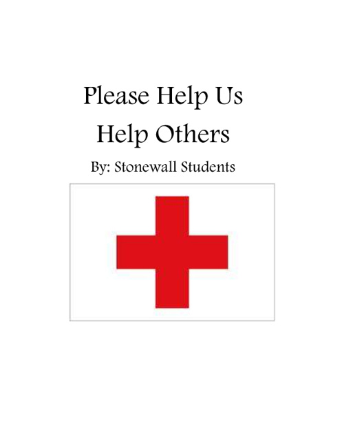 Helps Us Help Others