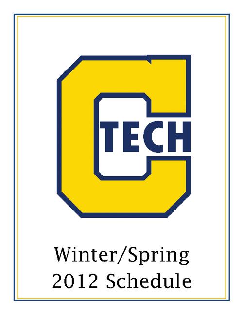 CTechSchedule2012WinterSpring