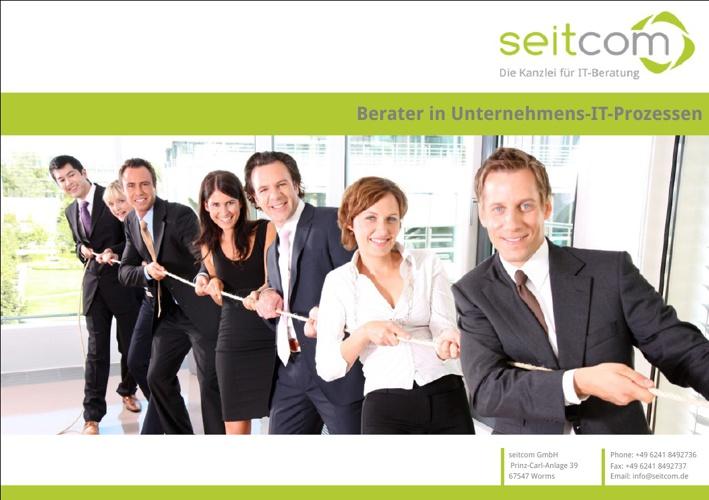 seitcom Firmenpräsentation