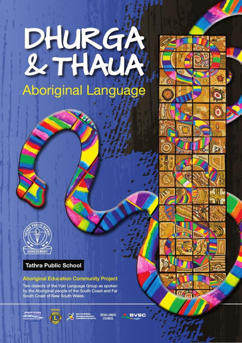 DHURGA & THAUA - Aboriginal Language Book
