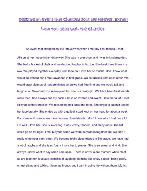 Journal Book 3