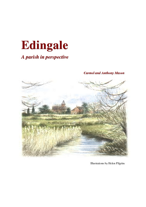 History of Edingale, Lichfield