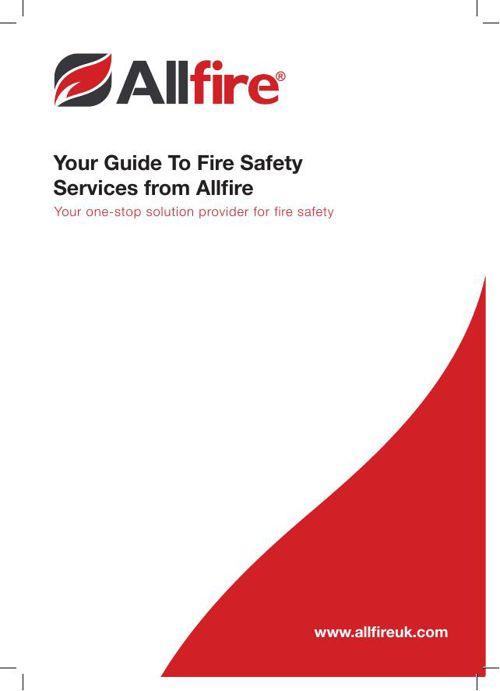 Allfire Brochure 2016