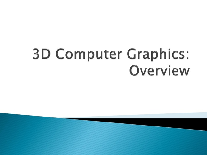 KMK 2033 Computer Graphics (Shelf 3)