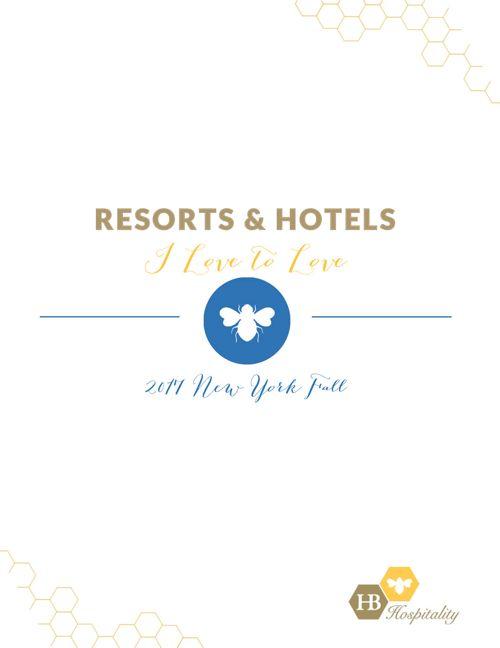 2017 NYC Fall Resort Guide