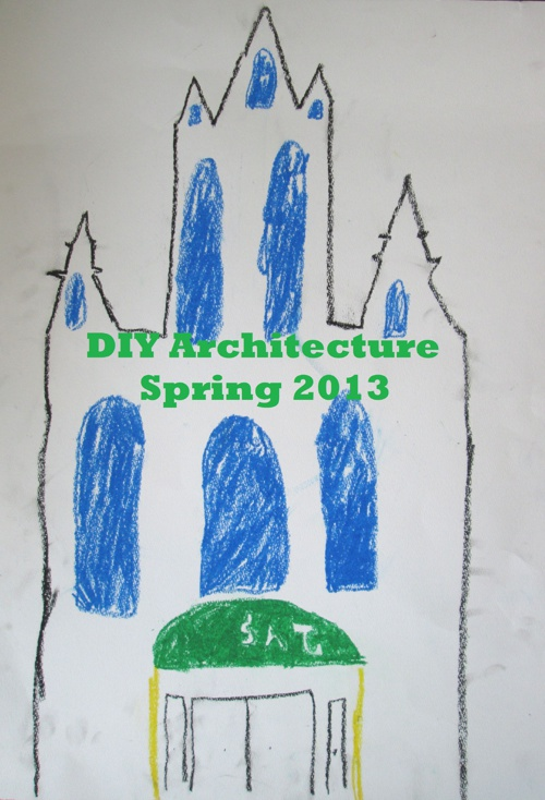 DIY Architecture Notebook - Shira