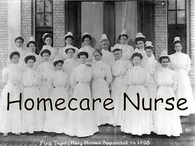 Homecare Nurse