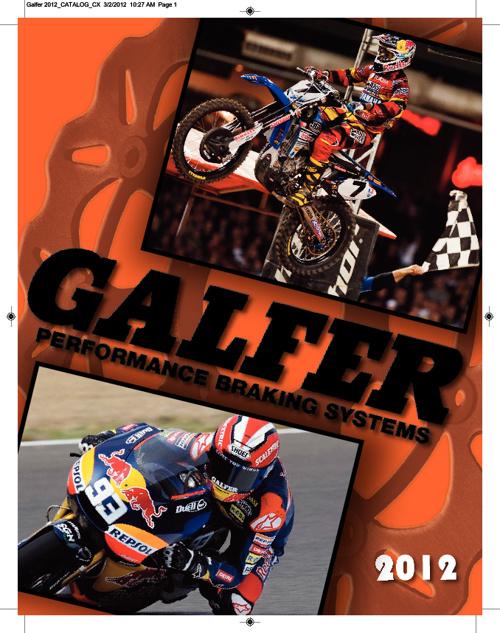Galfer Catalog 2012