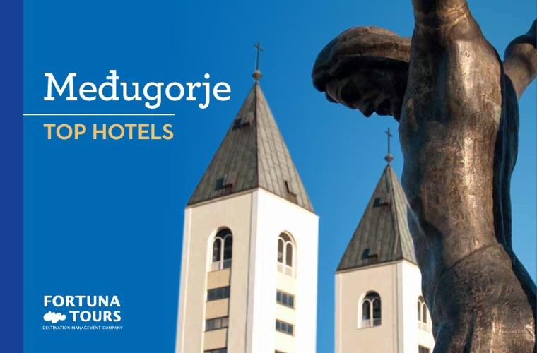 TOP HOTELS MEDJUGORJE