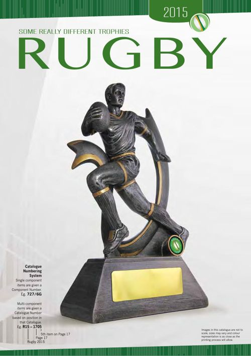 Impact Trophies Rugby Trophies