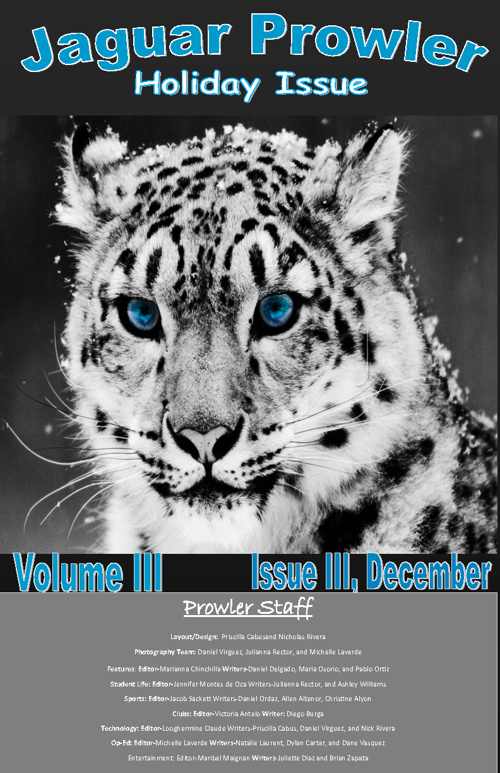 Issue III - Jaguar Prowler - Web Page Edition