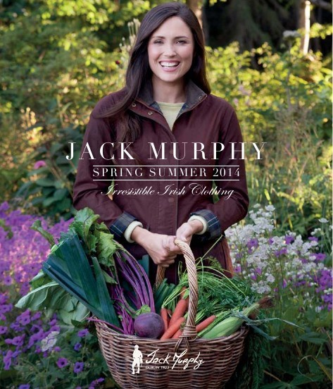 Jack Murphy SS14 Brochure
