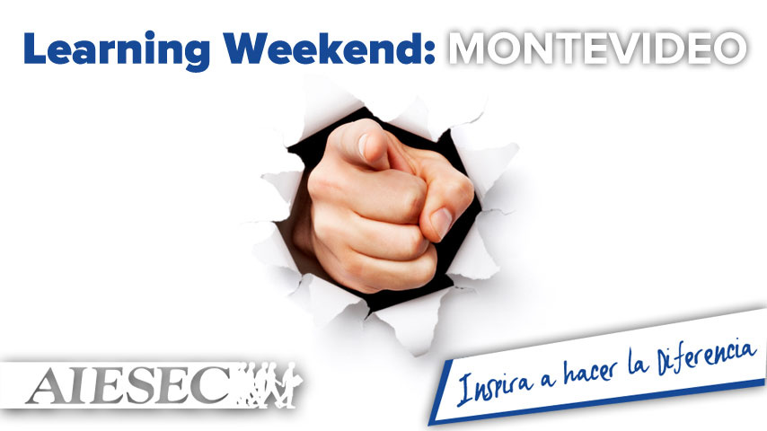 AIESEC's Learning Weekend :: May 2013