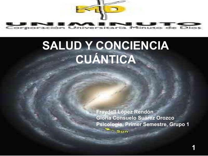 Sanación y conciencia cuántica
