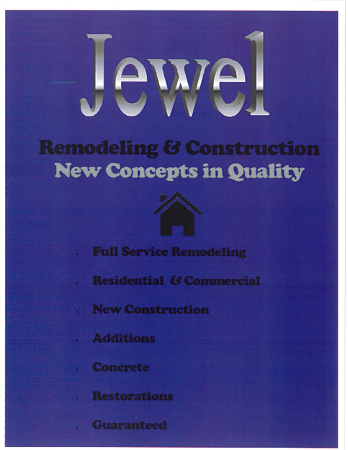 Jewel Remodeling & Construction
