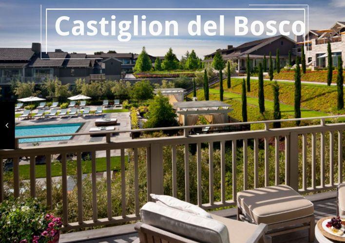 Rosewood Castiglion del Bosco
