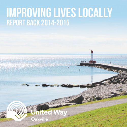 Improving Lives Locally: Report Back 2014-2015