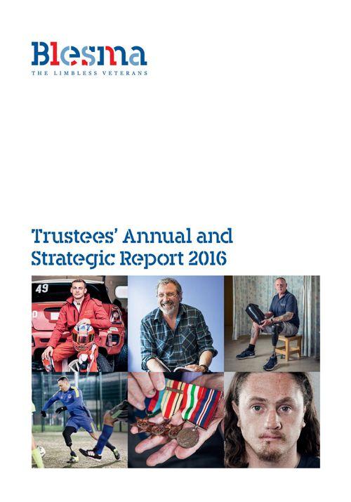 Blesma Annual Report 2016