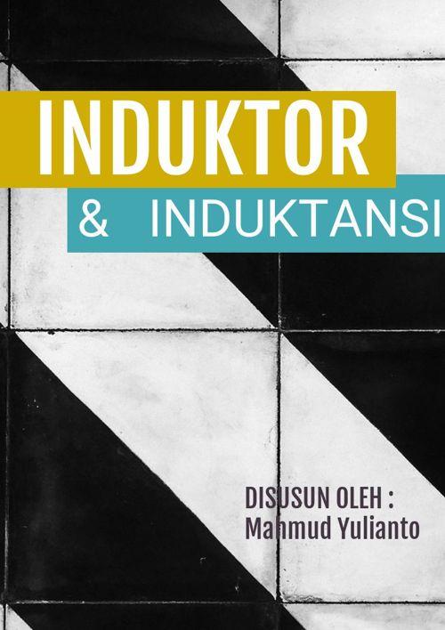 DIGITAL BOOK INDUKTOR DAN INDUKTANSI