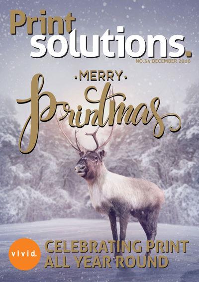 Print Solutions #34 - December 2016