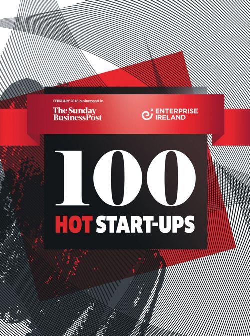 100 Hot Start Ups