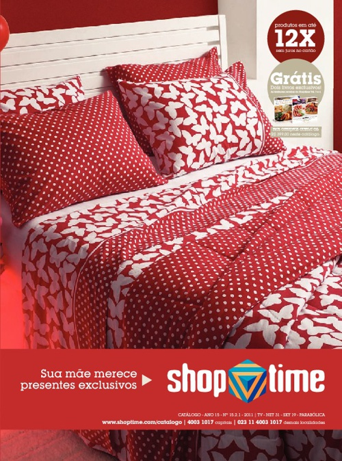 Catálogo Shoptime | Ano 15 | Nº 15.2.1 - 2011