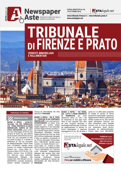 Firenze Prato ottobre 2016