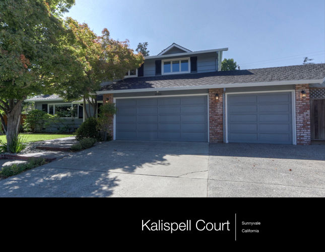 Kalispell Court - Sunnyvale - James Shin Photo Book