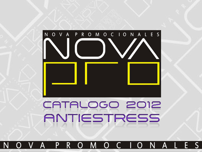 CATALOGO ANTIESTRESS
