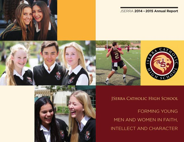 JSerra Annual Report 2014-2015