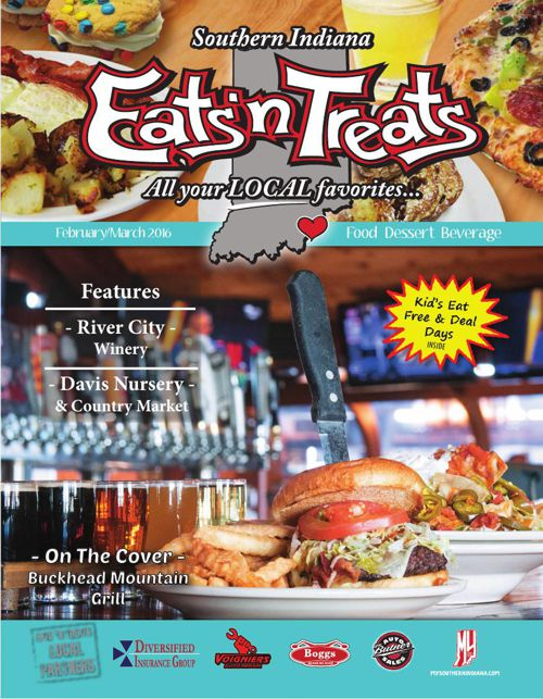 Southern Indiana Eats 'n Treats - February/March 2016 Issue