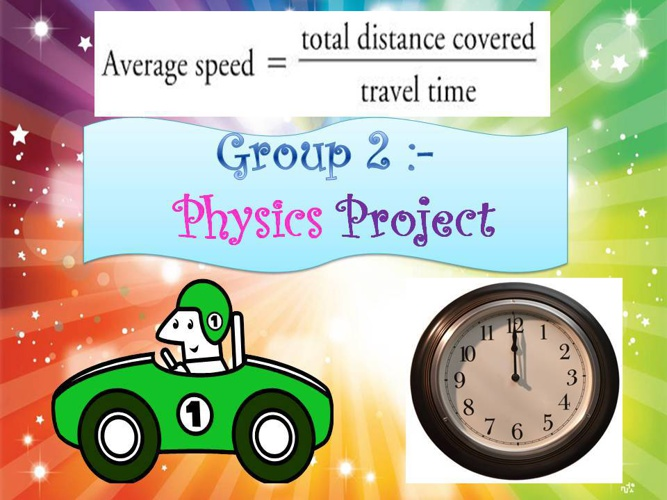 Physics project - group 2