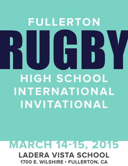 Fullerton Rugby High School International Invitational Program