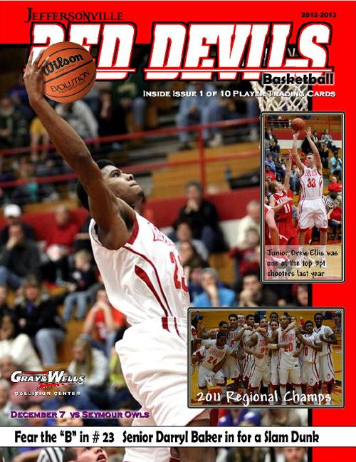 Basketball Program 12-1