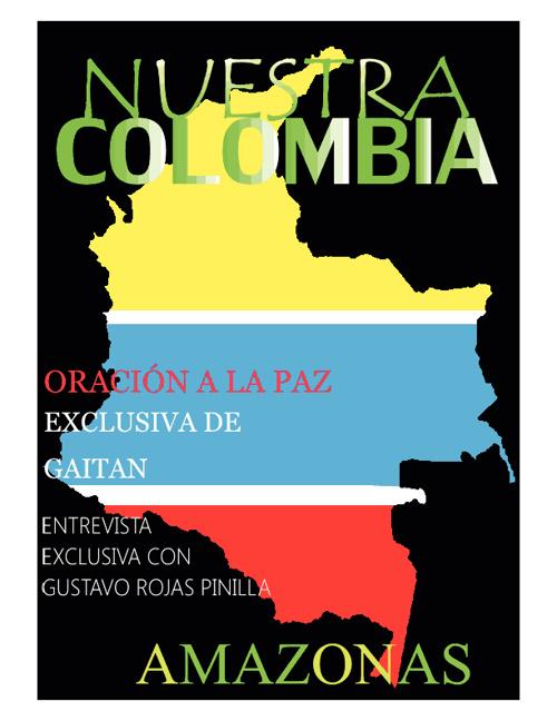 Revista Nuestra Colombia